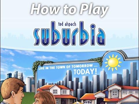 Bézier Games Suburbia