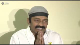 Hero Rajasekhar Explains about his Car Accident