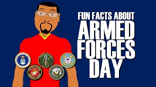 What is Armed Forces Day? Educational video for students on Armed Forces Day for kids