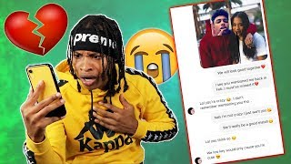 CATFISHING my Girlfriend to see if she cheats..(LEADS TO BREAK UP)💔