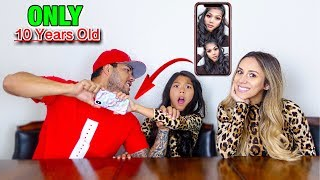 My Parents REACT To My Camera Roll !! *Bad Idea* | Familia Diamond