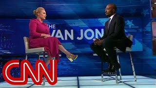 Van Jones asks Meghan McCain about father's Palin pick