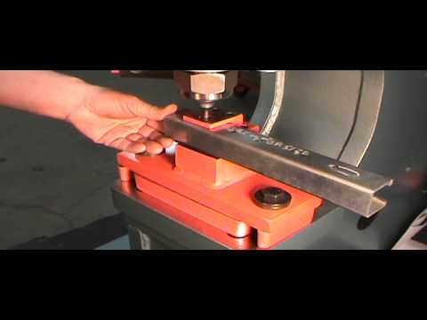 Scotchman Ironworker Unistrut Punch Tool