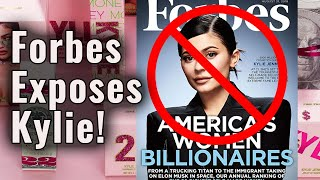 Forbes Exposes Kylie Jenner For Lying About THIS ...