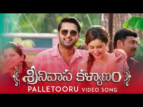 Srinivasa-Kalyanam-Palletooru-Video-Song