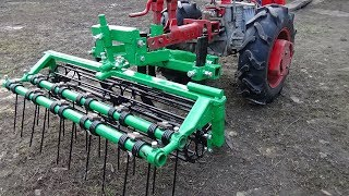 Cultivator to motorblock YOUR HANDS !!! Mini EUROPACK.