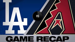 6/3/19: Buehler, Seager cruise Dodgers to 3-1 win