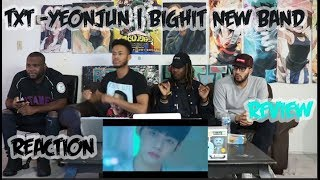 TXT (투모로우바이투게더) 'Introduction Film - What do you do?' - 연준 (YEONJUN)| REACTION/REVIEW BTS
