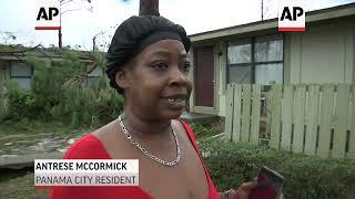 Panama City residents describe Michael's fury