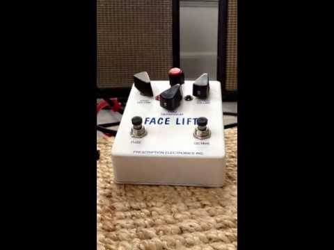Prescription Electronics Face Lift  Germanium Fuzz pedal
