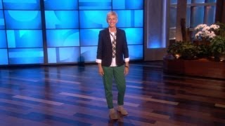 Ellen on Her and Portia's 4th Wedding Anniversary