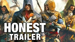 ASSASSIN'S CREED UNITY (Honest Game Trailer)