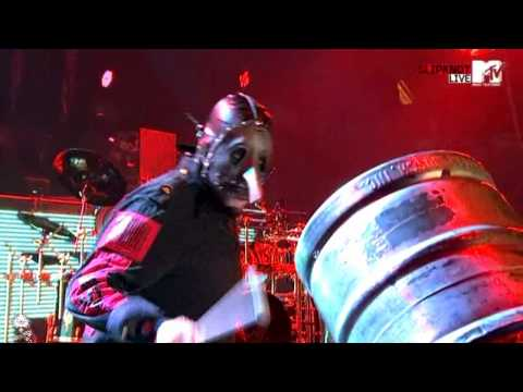 Baixar Slipknot - Left Behind - Live Rock Am Ring 2009 HD
