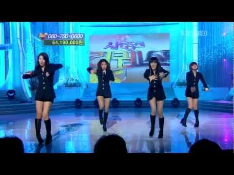 121020 Miss A - I Don't Need A Man [LIVE] @ KBS Open Live Concert