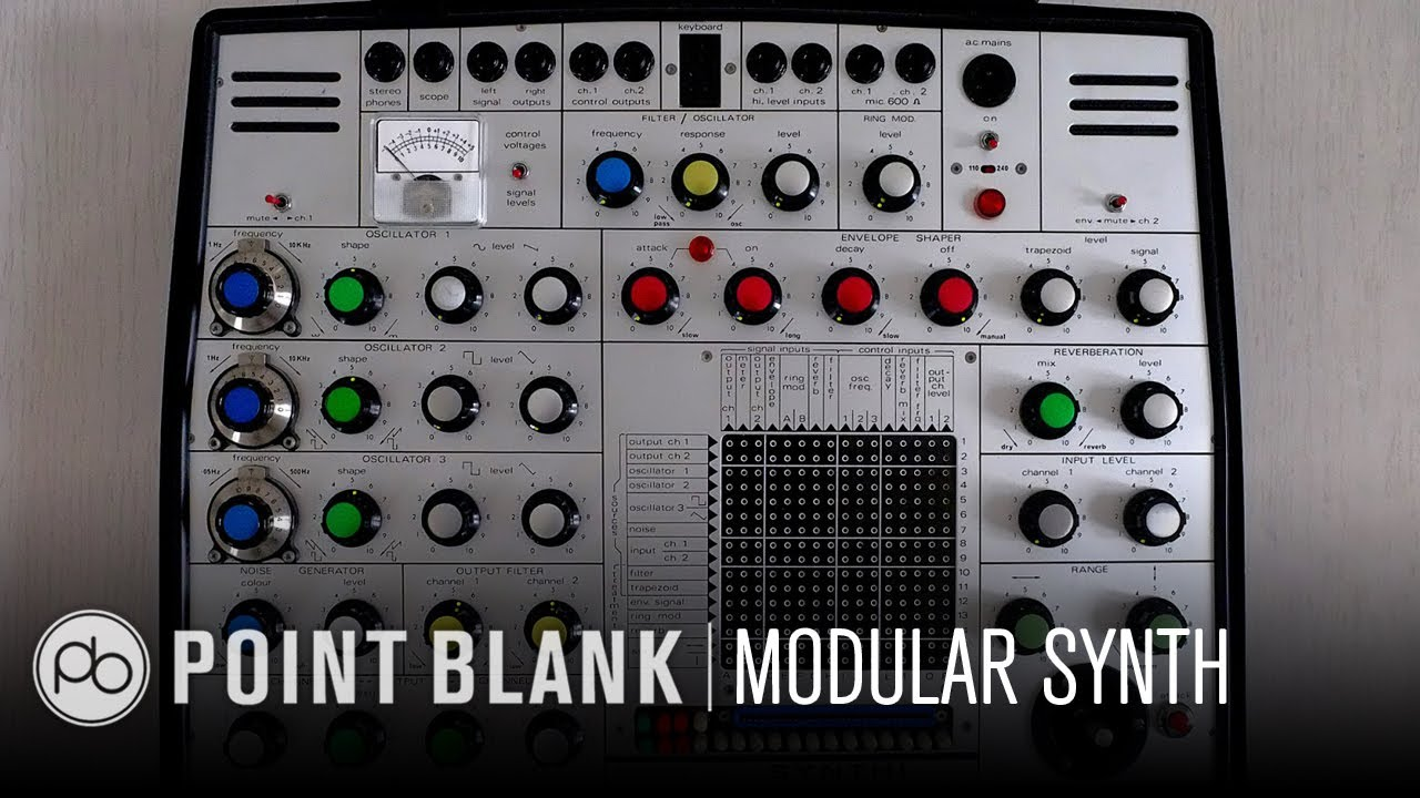 ableton live modular synth plug in free max for live download youtube. Black Bedroom Furniture Sets. Home Design Ideas
