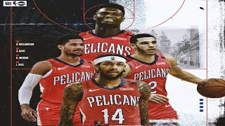 REBUILDING THE NEW LOOK NEW ORLEANS PELICANS ON NBA 2K19!