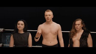 Jack Lowden  - Fighting With My Family (TRAILER) w/ Florence Pugh and Dwayne Johnson