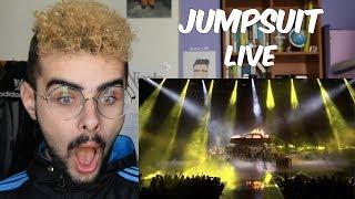 TWENTY ONE PILOTS - JUMPSUIT American Music Awards |REACTION|