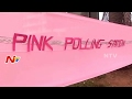 Pink polling stations attract women in Goa..