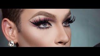 Full Drag Makeup Transformation | FakeFace