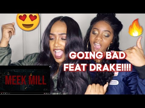 Meek Mill - Going Bad feat. Drake (Official Video) Reaction Video