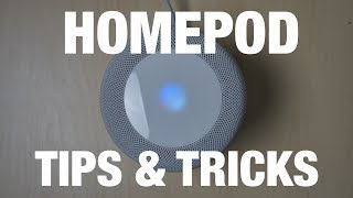 HomePod 10 TIPS & TRICKS - You Need To Know!