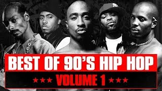 90's Hip Hop Mix Ep01| Best of Old School Rap Songs | Throwback Rap Classics | Westcoast | Eastcoast