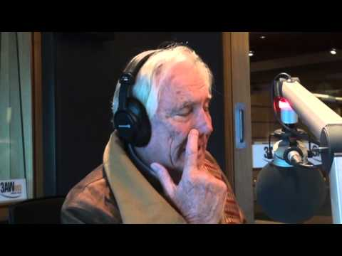 James Bond star George Lazenby at 3AW - YouTube