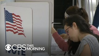 Voters speak out in the battleground state of Ohio