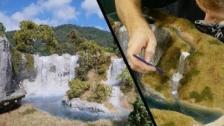 Building the ULTIMATE Waterfall [Realistic Scenery Vol.11]