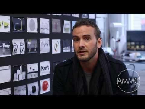 AMMOtv: Inventor + Designer Joe Doucet