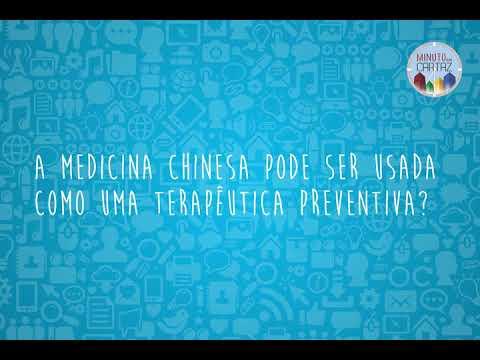 Minuto em Cartaz- Medicina chinesa com Dr. Paulo Barreto