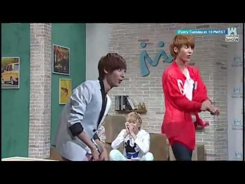 [GURUPOP Show] Episode 2 - Gangnam Style Dance by Chopsticks Brothers