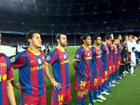 Baixar FC Barcelona Campanha 2010 / 2011 UEFA Champions League