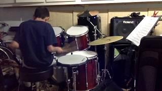 Broken LovelyTheBand (Drum Cover)