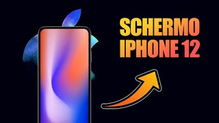 Ecco lo SCHERMO di iPhone 12! - PRIMA FOTO