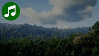 RED DEAD REDEMPTION 2 Ambient Music & Ambience 🎵 Mountain Forest (RDR2 Soundtrack | OST)