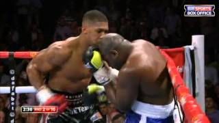 Anthony Joshua vs Kevin Johnson Fight + Interview * HD HQ * - 30.05.15 SSBO