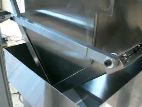 Bag Filling System By Weight