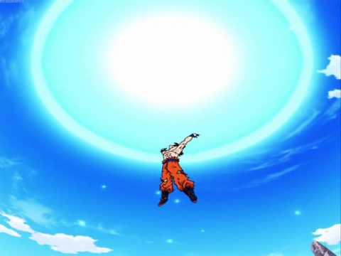 La cumbia de Goku version animada