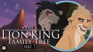 THE LION KING FAMILY TREE   Part 7