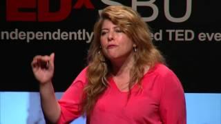 Sexual violence and female silence: how rape suppresses voice | Naomi Wolf | TEDxSBU