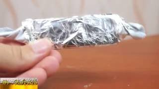 3 способа сделать дымовую бомбу