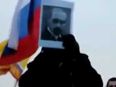 Noize MC - Сам гандон! (Митинг в Казани)