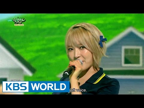 AOA - Heart Attack (심쿵해) [Music Bank HOT Stage / 2015.07.03]