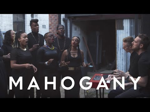 Honne - It Ain't Wrong Loving You ft. House Gospel Choir | Mahogany Session