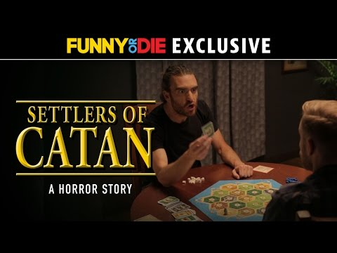 Learning To Play Settlers of Catan Is Horrifying