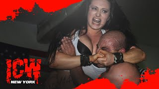 [FREE MATCH] Maria Manic vs. Chris Dickinson - ICW New York