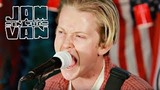 """SWMRS - """"Turn Up"""" (Live at JITV HQ in Los Angeles, CA 2016) #JAMINTHEVAN"""