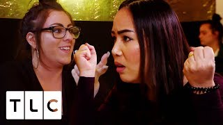 Annie Freaks Out At David's 'Crazy Family Members' | 90 Day Fiancé: Happily Ever After